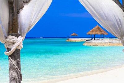Papiers peints Vacances reposantes dans le paradis tropical