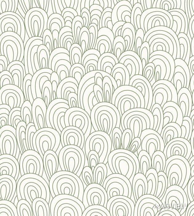 Papiers peints vagues papier peint sans soudure