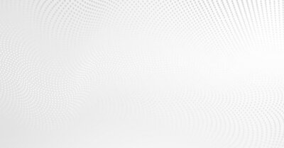 Papiers peints Vector background with white abstract wave dots