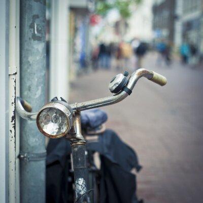 Papiers peints Vélo à amsterdam