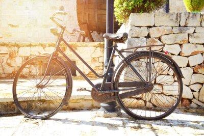Papiers peints Vélo vintage décoratif