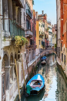 Papiers peints Venise.