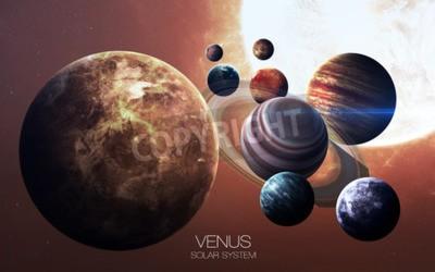 Papiers peints Vénus - Les images à haute résolution présentent les planètes du système solaire.