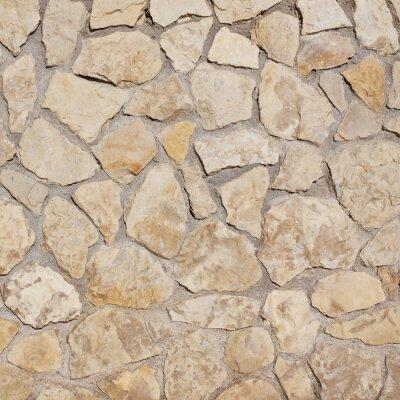 Papiers peints vieux fond de mur de pierre de lumière