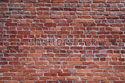 Papiers peints vieux fond de texture de mur de briques rouges