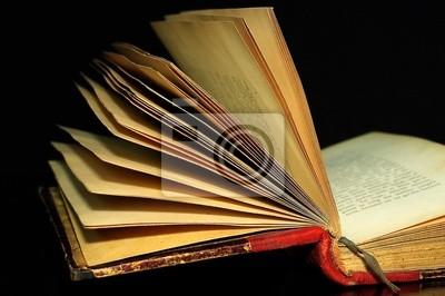 Papiers Peints Vieux Livre Ouvert Livre Ancien Ouvert