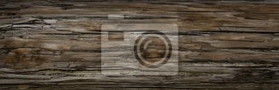 Papiers peints Vieux plancher de bois brut foncé ou surface avec des éclats et des noeuds. Fond carré avec plancher ou planches avec grain de bois. Vieux bois vieilli dans une grange ou une vieille maison.