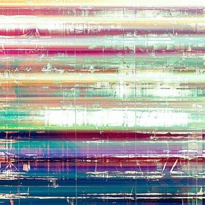 Papiers peints Vieux, résumé, grunge, fond, vieilli, retro, texture. Avec différents motifs de couleur: jaune (beige); rose; bleu; blanc; vert
