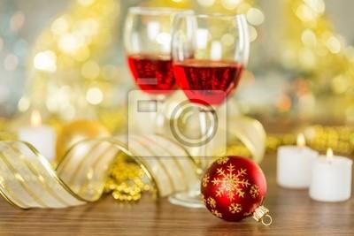 Vin et Lumières de Noël