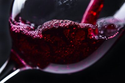 Papiers peints vin rouge