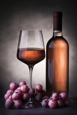 Papiers peints Vino rosato