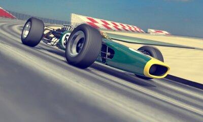 Papiers peints Vintage racer