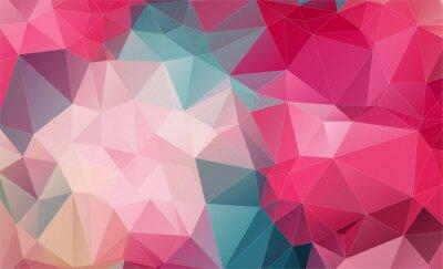Papiers peints Vintage Two-dimensional  colorful background