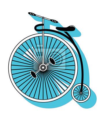 Vintage type de vélo 2