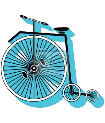 Vintage type de vélo 3