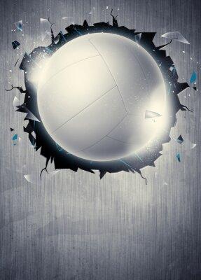 Papiers peints Volley-ball fond