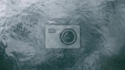 Papiers peints Vue de dessus de la surface de l'eau