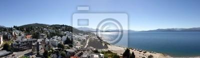 Papiers peints vue panoramique de Bariloche