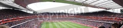 Papiers peints Vue panoramique de Chelsea 0-0 Arsenal V match de tirer le football / soccer joué le 21 Avril 2012, Emirates Stadium, Londres, Angleterre