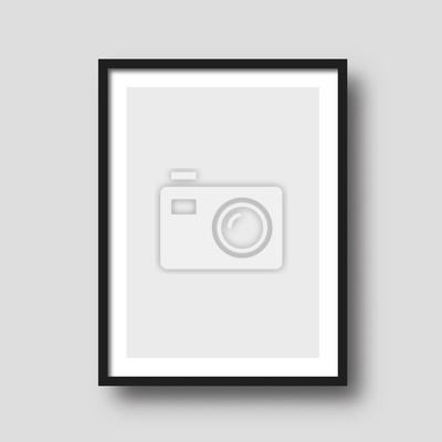 Papiers peints Wall picture frame vector.