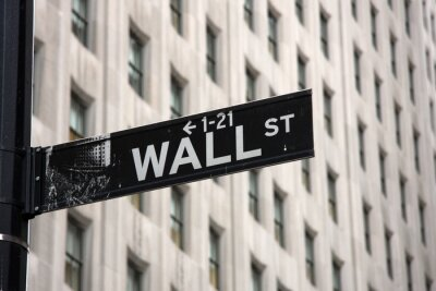 Papiers peints Wall Street