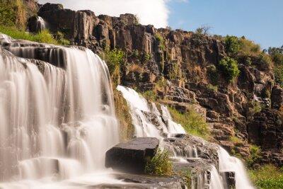 Papiers peints Wasserfall au Vietnam