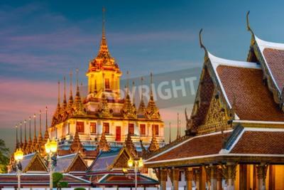 Papiers peints Wat Ratchanatdaram
