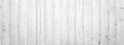 Papiers peints white vertical wooden planks - wood textur for rustic background - top view