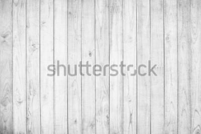 Papiers peints White wood texture background