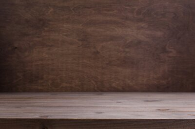 Papiers peints wooden plank board background as texture surface