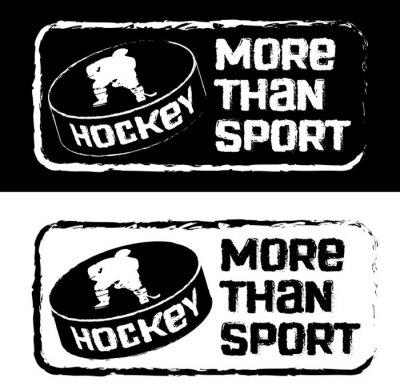 Papiers peints Хоккейный принт на футболку