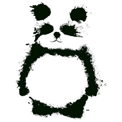 Papiers peints Панда