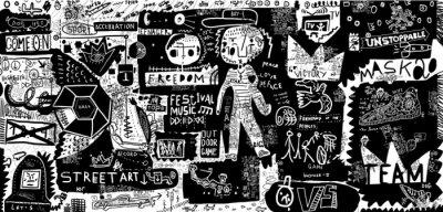 Papiers peints Граффити