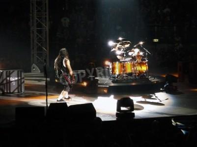 Papiers peints Concert du groupe â € œMetallicaâ €, Rome 24 Juin 2009. L'étape