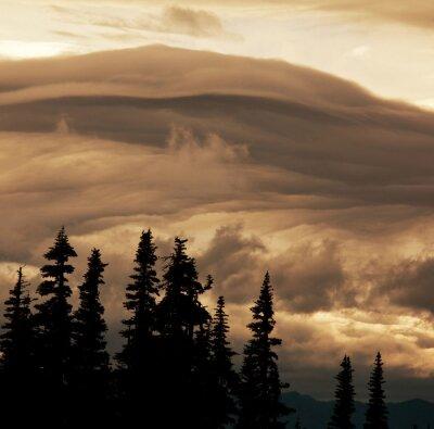 Papiers peints Les nuages d'orage