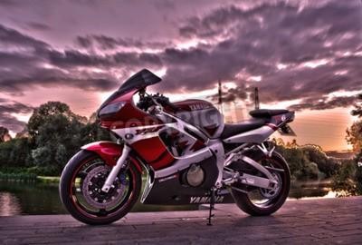Papiers peints Yamaha R6