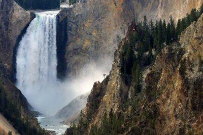 Papiers peints Yellowstone automne