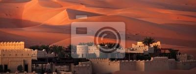Posters Abu Dhabi Desert