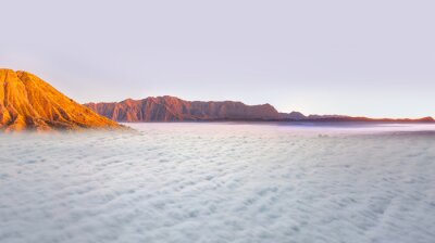 Posters active, active volcano, adventure, asia, attraction, background, beautiful, bromo, cloud, crater, dawn, east, east java, environment, eruption, fog, forest, fresh, indonesia, java, landscape, massif,