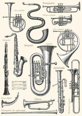 Posters Affiche de la musique française