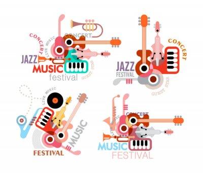 Posters Affiche du festival de musique