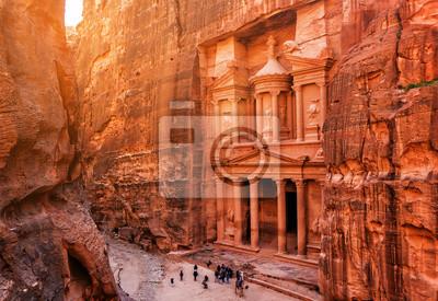 Posters Al Khazneh (The Treasury) in Petra
