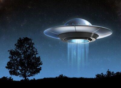 Posters Alien vaisseau spatial