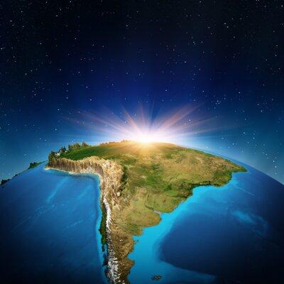 Posters Amérique du Sud