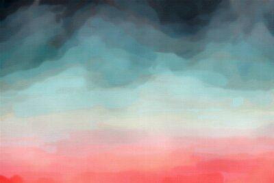 Posters Aquarelle texture résumé