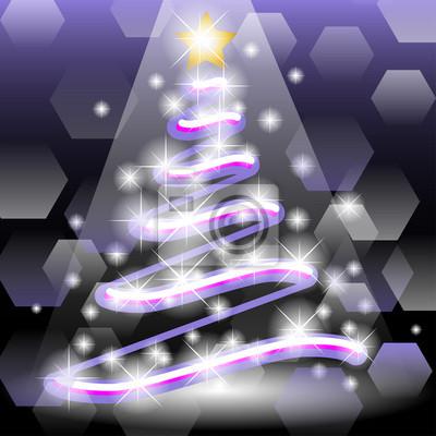 Posters arbre de Noël