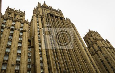 architecture de Moscou