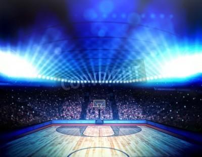 Posters arène de basket-ball