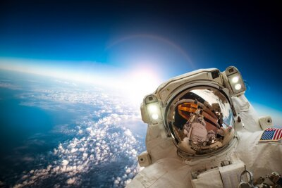 Posters Astronaute dans l'espace