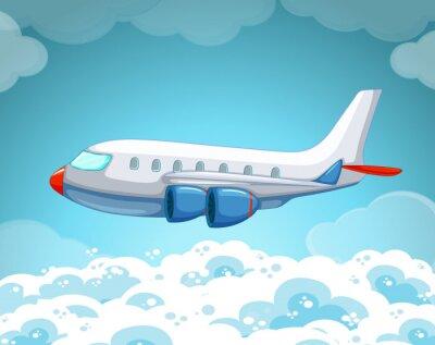 Posters Avion, voler, ciel